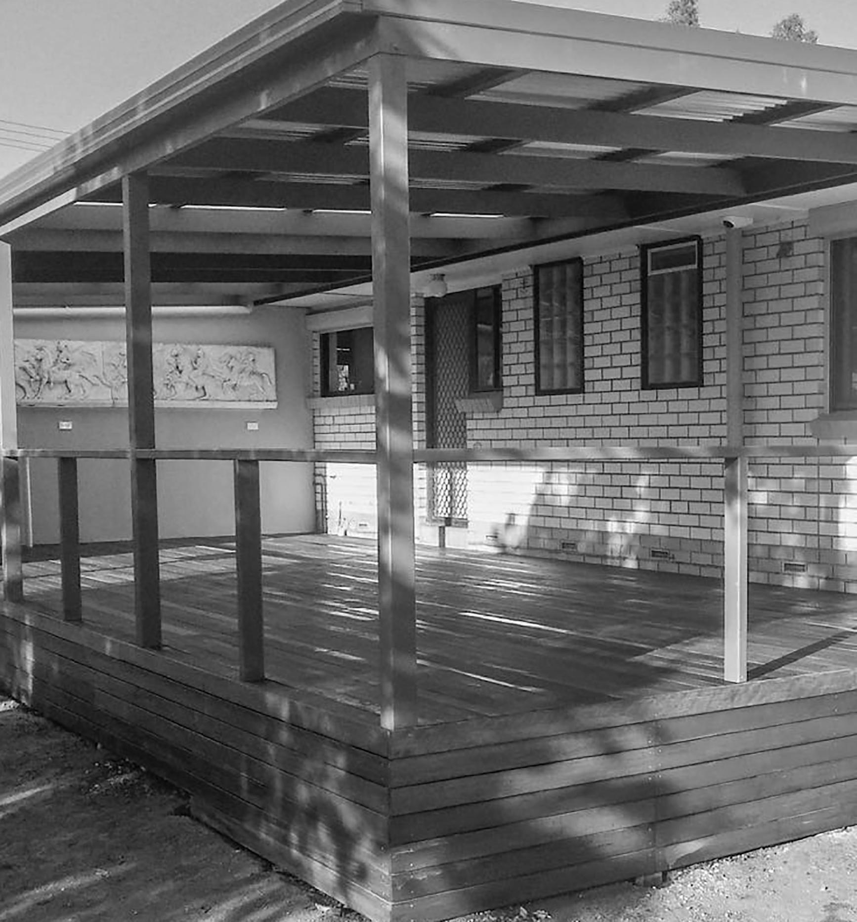 Pergola Designs In Sydney: Design And Build A Pergola Over A Deck · Pergolas Sydney